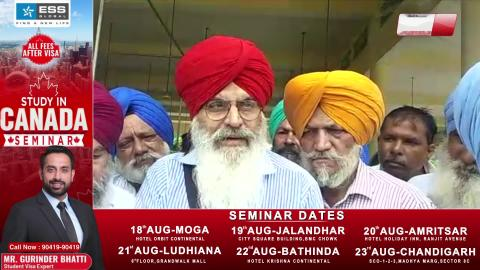 Sangrur : Punjab के Numberdar Captain सरकार के खिलाफ जल्द खोलेंगे Morcha