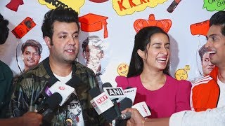 Chhichhore Star Cast Interview | Shraddha Kapoor, Varun Sharma, Tushar Pandey, Naveen Polishetty