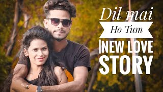 Dil Me Ho Tum Ankho Me Tum // Heart Touching Video // cute love story