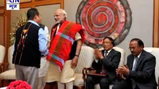 पंतप्रधान नरेन्द्र मोदी याचं खा. चंद्रकांत खैरे यांनी केलं अभिनंदन