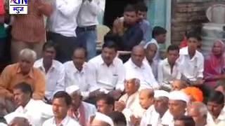 Aurangabad : गोवत्स राधाकृष्णा महाराज यांच्या भजन आणि किर्तनाचं आयोजन ...