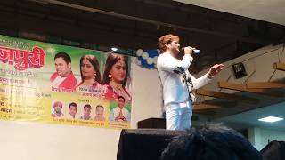 Khesari Lal Yadav Hit Stage Show - सरसो के सगिया ताजा - Latest Bhojpuri Hit Stage Show 2018