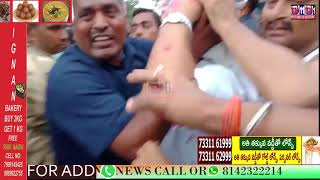 ATTACK ON BJP LEADERS AT BARRACKPUR  CLASHES S BETWEEN BJP & I TMC WEST BENGAL