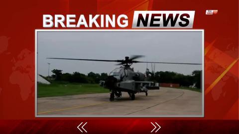 Breaking: Indian Air Force को मिले 8 Apache Helicopter, कई गुना बढ़ी ताकत