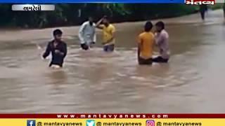 Amreli: રાજુલાના ગ્રામ્ય વિસ્તારોમાં વરસાદ