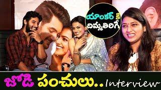 Jodi Movie Vinayaka Chavithi Special Interview | Aadi | Shraddha Srinath | Daily Poster