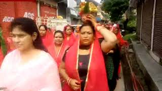 3 SEP N  8 The Ganesh festival was launched in a grand manner.