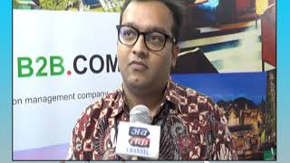 Anshul Gupta - M.D. Bali B2B - Easy To Travel | Travel And Tourism Fair - TTF - 2019 | ABTAK MEDIA