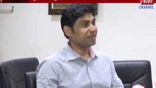 Municipal Commissioner of Rajkot Bhanchhanidhi Pani visit's Abtak Media House| Rajkot | ABTAK MEDIA
