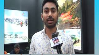ANTRIKSH DOGRA- HIMACHAL TOURISM | Travel And Tourism Fair TTF - 2019 | ABTAK MEDIA