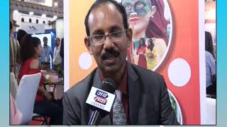 Clifford De Mello - Goa tourism | Travel And Tourism Fair TTF - 2019 | ABTAK MEDIA