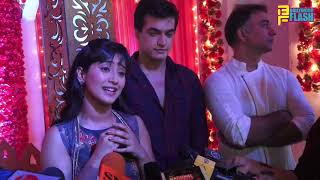 Yeh Rishta Kya Kehlata Hai Serial - Ganpati Special - Mohsin Khan & Shivangi Joshi - Full Interview