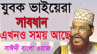Delwar  Saidy Best Waz Mahfil | Bangla Waz 2019 | Islamic Mahfil Allama Saidy | Saidy Best Waz