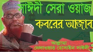 Allama Delwar Saidy Best Waz Mahfil | New bangla waz mahfil 2019 | Bangla waz Allama Delwar  Saidy