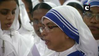Prayers offered in memory of Mother Teresa on her death anniversary in Kolkata