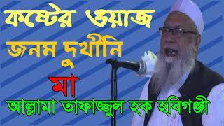 Bangla Waz Mahfil 2019 | Allama Tafajjul Hoque Hobigongy New Bangla Waz | Islamic Mahfil Bangla