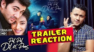 Pal Pal Dil Ke Paas TRAILER REACTION | REVIEW | Sunny Deol, Karan Deol, Sahher Bambba
