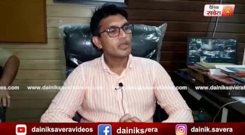 Batala Blast के मामले में DC Vipul Ujwal ने मानी प्रशासन की लापरवाही