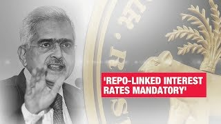 Repo-linked interest rates mandatory: What does RBI's move mean for borrowers | Economic Times