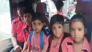 Keshod| Police conducted the checking of school vehicles | ABTAK MEDIA