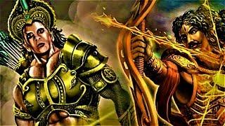 'कर्ण' का वध करके 'अर्जुन' ने लिया पूर्वजन्म की शत्रुता का बदला!!