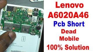 Lenovo Vibe K5 A6020a46 Pcb Short Dead Solution - A6020a46 Dead Phone - By Mobile Techincal Guru