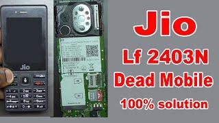 Jio 2403n Dead solution - Jio Lf 2403n full short solution 100% ok - BYMobile Technical Guru