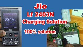 jio 2403n Charging Problem Solution || lf-2403n charging problem || Jio Phone LF-2403N charging ways