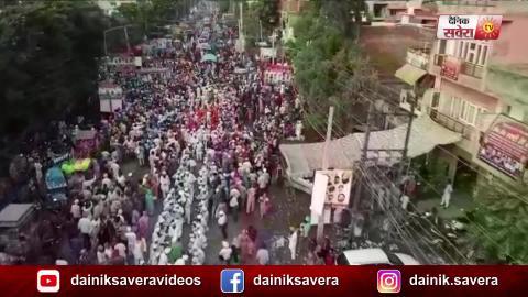 Exclusive: देखें Guru Nanak Dev Ji के विवाह पर्व को लेकर Batala में सजे Nagar Kirtan के अलौकिक दृश्य