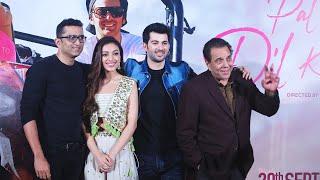 Pal Pal Dil Ke Paas Trailer Launch | Full Event | Dharmendra | Karan Deol | Sahher Bambba
