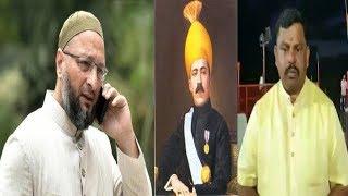 Raja Singh To Make India An Hindu Rashtra | Speaks On Asaduddin Owasisi | @ SACH NEWS |