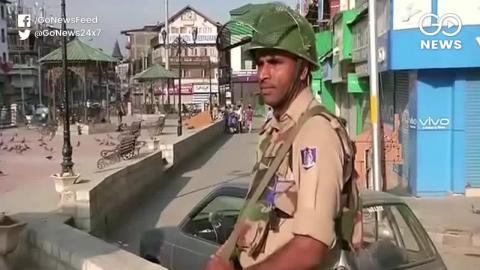 केंद्र सरकार ने जम्मू-कश्मीर में अंधा कानून लागू किया: ग़ुलाम नबी आज़ाद