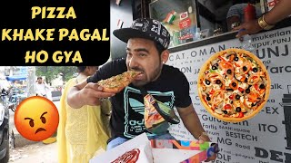 Eating Pizza For All Day ???? - Challenge Gone Wrong