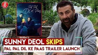 Sunny Deol Skips 'Pal Pal Dil Ke Paas' Trailer Launch For Gurdaspur Tragedy