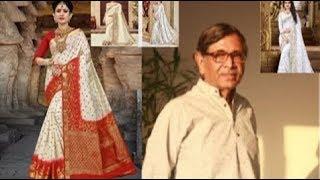 Bangla Talkshow বিষয়: শাড়ীর ভাঁজে নারীর উঁচু-নীচু ঢেউ এবং অধ্যাপক আবদুল্লাহ আবু সায়ীদ