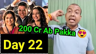 Mission Mangal Box Office Collection Day 22, Now 200 Cr Is Possible!