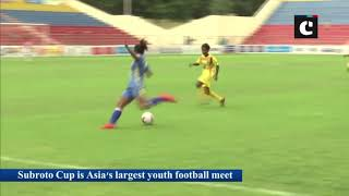 Bangladesh makes hat-trick as it lifts Subroto Cup U-17 Girls