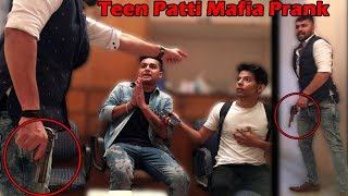 Boy Trapped By Mafia Prank in Teen Patti Game | Unglibaaz
