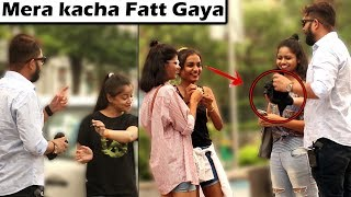 kachha Fatt Gaya Prank part 2 | Pranks in India | Unglibaaz
