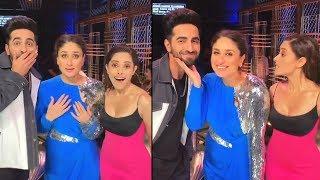 Dream Girl: Poo Kareena Kapoor Helps Pooja Ayushmann Khurrana To Promote The Film | Nushrat Bharucha