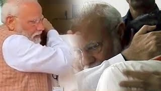 PM Narendra Modi Consoles an Emotional ISRO Chairman K.Sivan   #IndiaFailed   Top Telugu TV