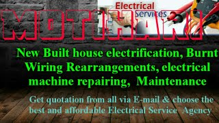 MOTIHARI   Electrical Services |Home Service by Electricians | New Built House electrification |