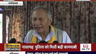 पूर्व मंत्री मनकोटिया ने प्रदेश सरकार पर लगाए आरोप