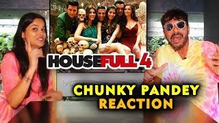 Aakhri Pasta Chunky Pandey Reaction On HOUSEFULL 4 | Akshay Kumar, Bobby Deol, Riteish Deshmukh