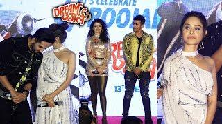 Ayushmann Khurrana And Nusrat Bharucha At Dream Girl Promotional Event