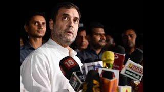 Congratulations to Modi govt on 100 days of 'no vikas, subversion of democracy': Rahul Gandhi