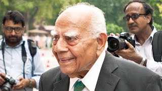 Ram Jethmalani no more: Eminent lawyer and former minister passes away at 95