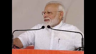 Last 100 days were defined by change, determination and good intention: PM Modi