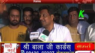 भाजपा के लोग बिकवाते हैं चिटटा, और मुख्यमंत्री नशामुक्ति की बात करते हैं - गोविंद कांडा
