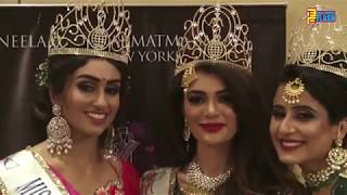Miss India Worldwide Grand Finale 2019 - Shree Saini,Yukta, Rohit Verma,Shweta Kwatra,Sandeep